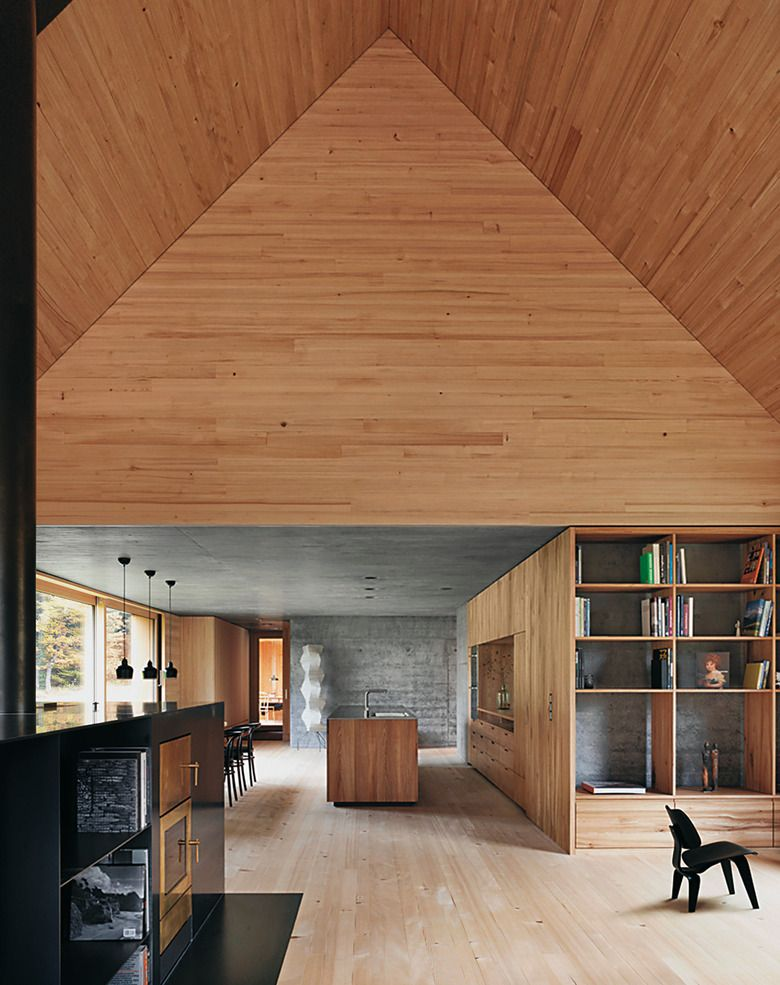 Einfamilienhaus In Krumbach, Bernado Bader Architekten