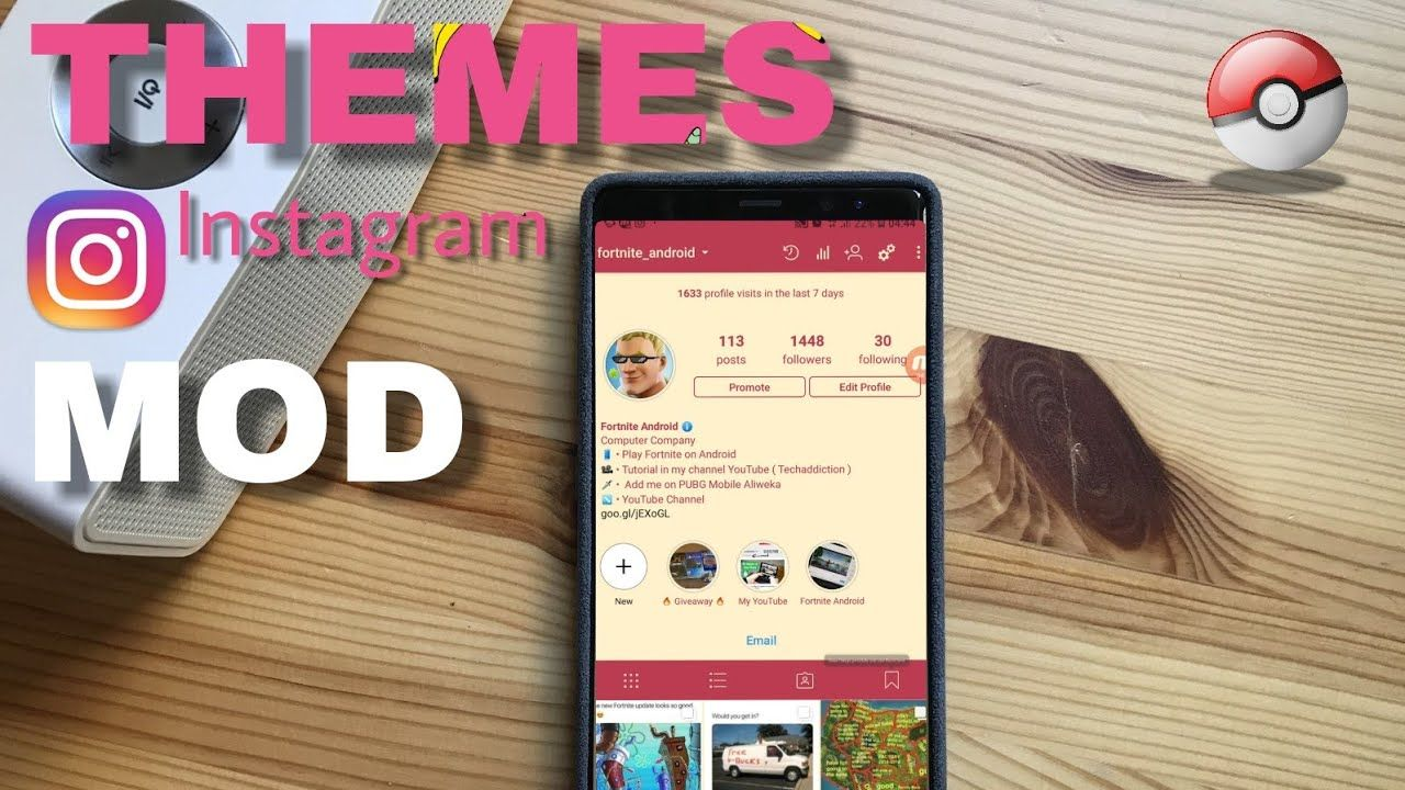 Download The Modded Instagram 2018 - Download Instagram