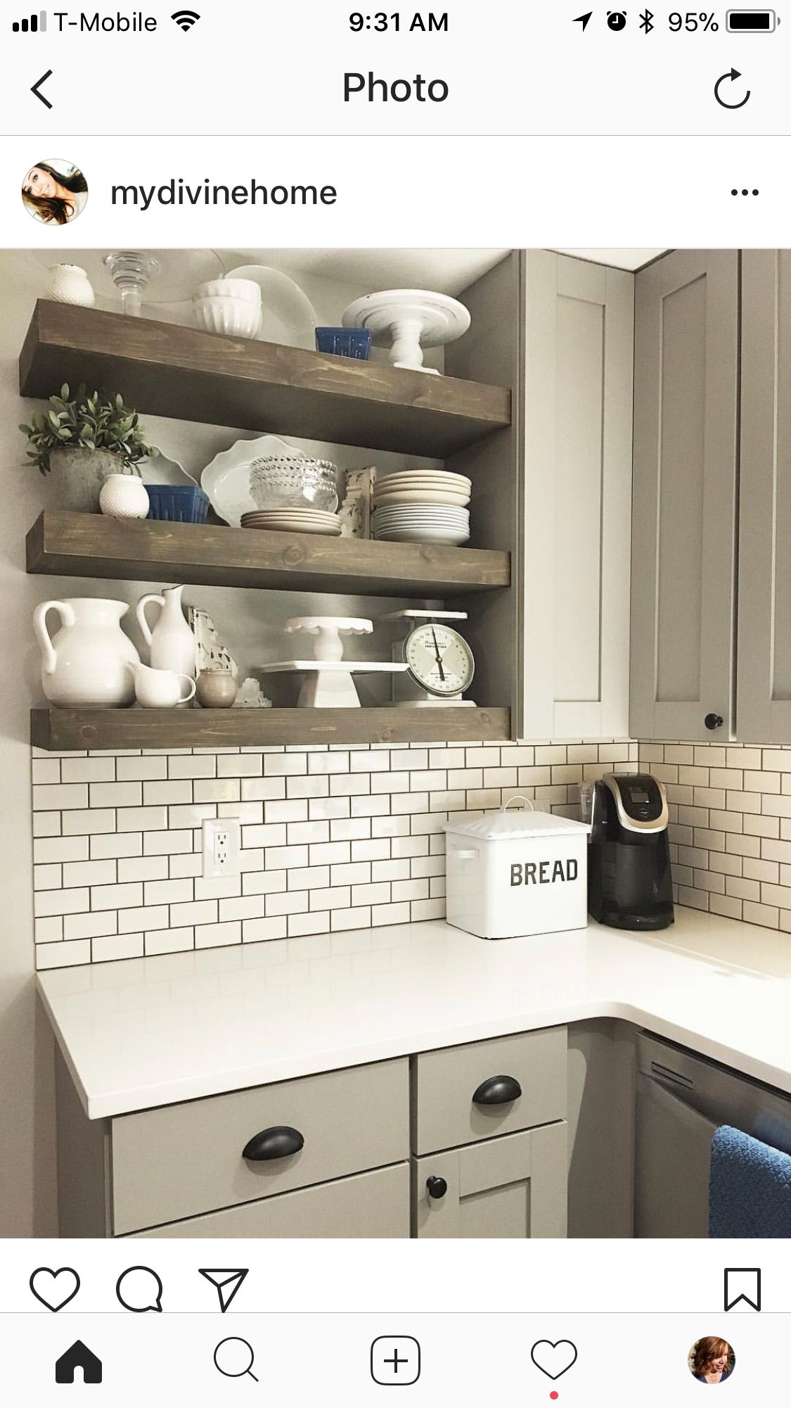 Pin by Kate & Kale on Overland Kitchen Ideas   Grey ...