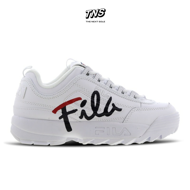 Fila Disruptor II Script - Women Shoes