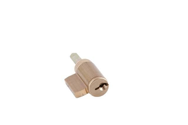 Maxgrade MAXG1CYL Cylinder for All Keyed Grade 1 Levers Satin Chrome Part Cylinder Part
