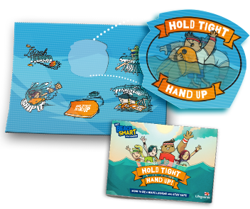 Free Beach Smart beach safety kit for kids from RNLI