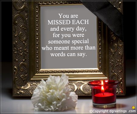 Get here some death anniversary quotes that can heal the pain of ...