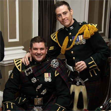 Scottish Army Uniform