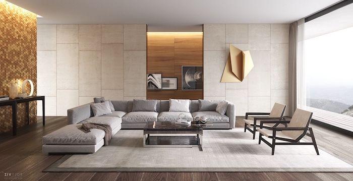 ▷ 1001 + Ideen zum Thema Welche Farben passen zusammen - farbideen wohnzimmer braun