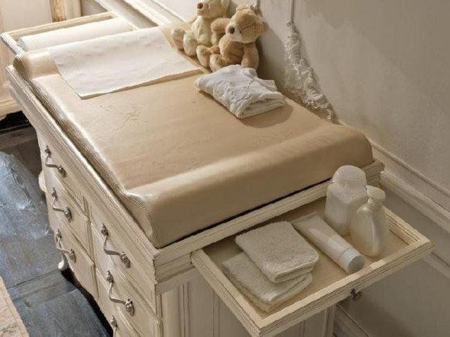 Muebles de bebe mueble c moda cambiador de pa ales - Mueble cambiador bebe ...