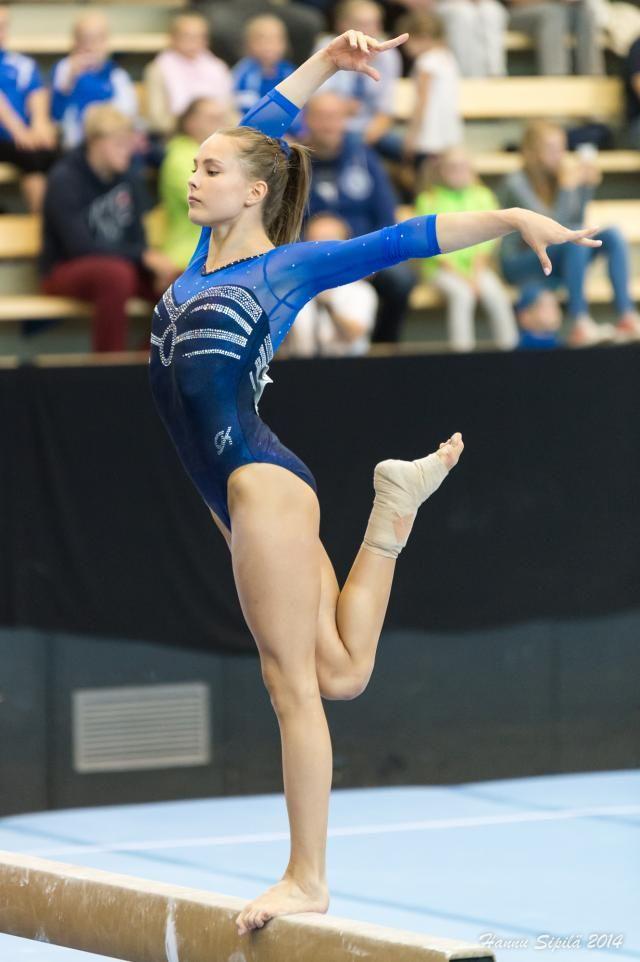 Gymnast Panties Pictures HD