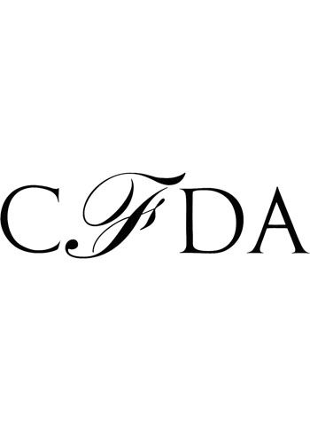 Council Of Fashion Designers Of America Cfda Identity By Michael Bierut Cfda Pentagram Design Cosmetic Fashion