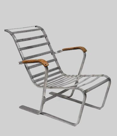 Armchair mod 311 by Marcel Breuer chairs Pinterest Sillas y Playa - sillas de playa