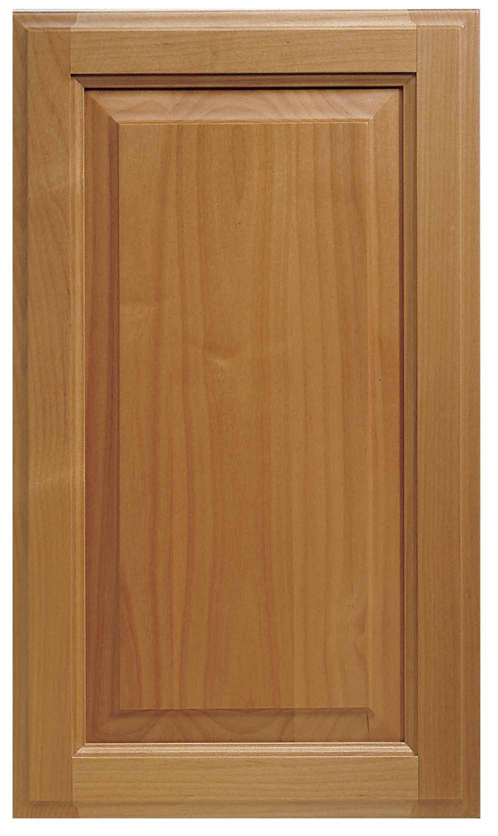 Revere Paint Grade Poplar Frame With Mdf Panel Cabinet Doors By