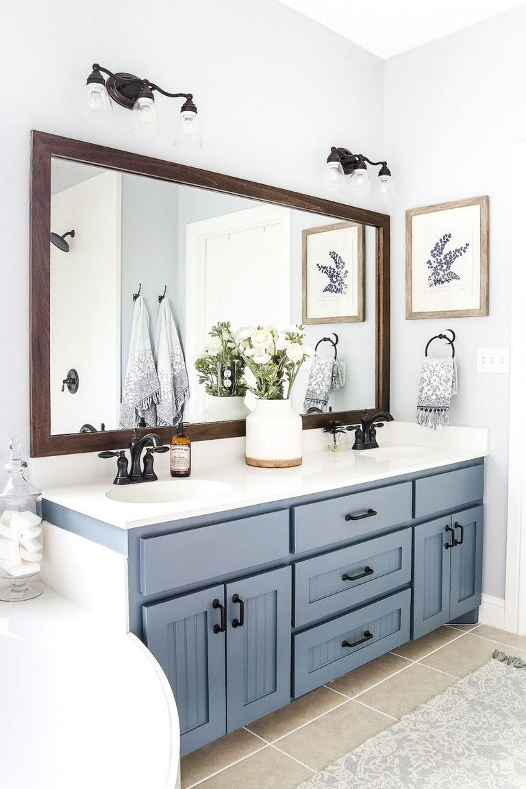 70+ Remarkable Master Bathroom Decor Ideas And Remodel