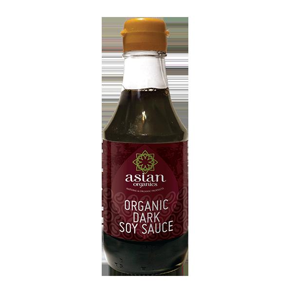 Organic Dark Soy Sauce Asian Organics Soy Sauce Sauce Soy Sauce Bottle