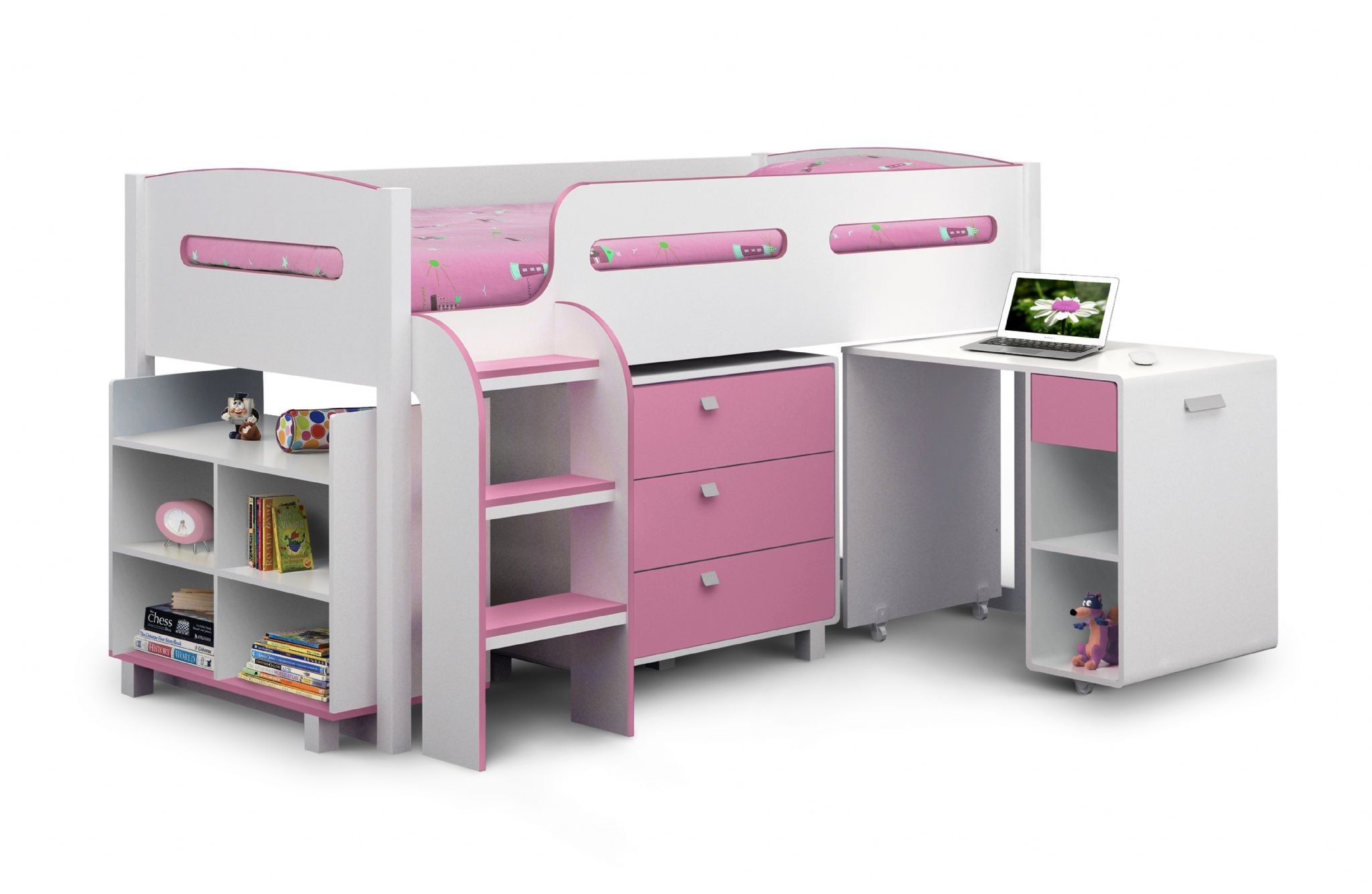 Maximise your Storage Space With Storage Beds Cabin beds