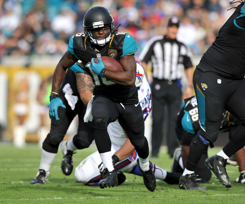 Denard Robinson - Jacksonville Jaguars | Denard robinson ...