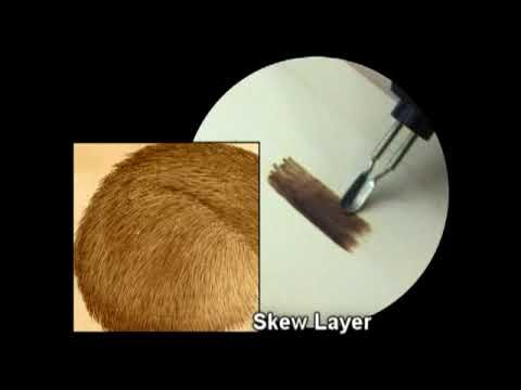 'Using and Comparing the Spoon Shader' - A pyrography, (woodburning), video by Sue Walters.   How to use a spoon shader when wood burning. It also compares the spoon shader with a flat shader and shows it's suggested uses. Shading, pointillism, fur burning etc. Demonstrated by Sue Walters. #suewalters #pyrography
