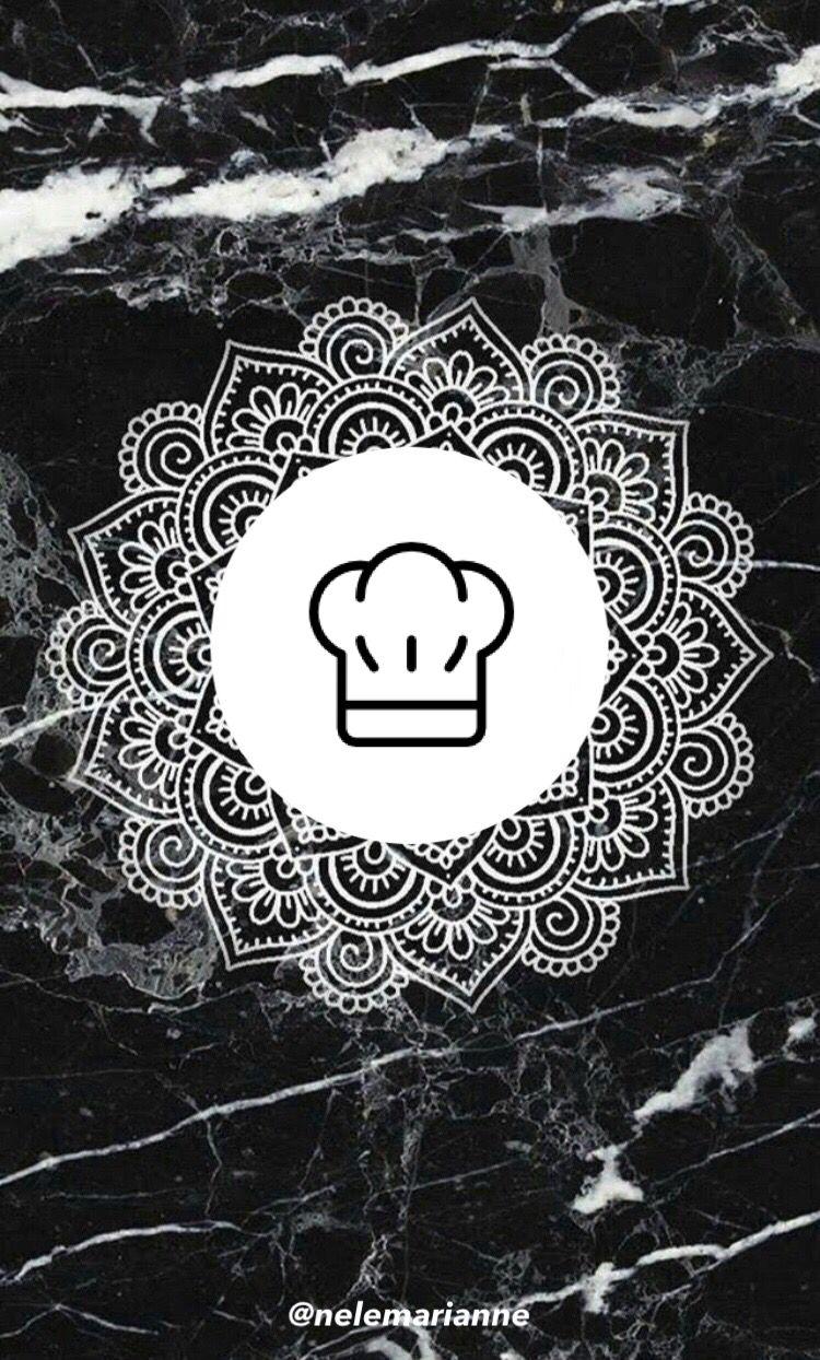 Cook Bake Cover Instagram Icone Instagram
