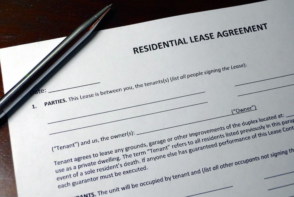 How to Break a Lease on Your Apartment   Being a landlord ...