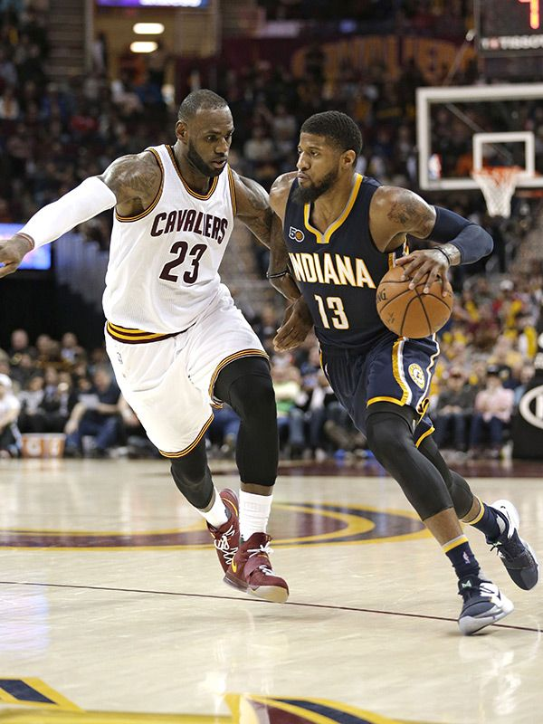 0411f458d29 Indiana Pacers Vs. Cleveland Cavaliers Live Stream — Watch Game 2 Of The NBA  Playoffs