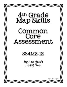 Common Core: Social Studies: Maps and Globes Common