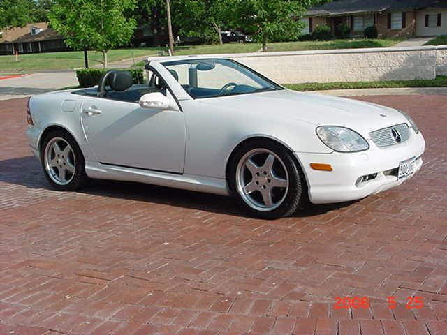 Mercedes benz slk 230 kompressor my car my old love for Mercedes benz slk230 kompressor