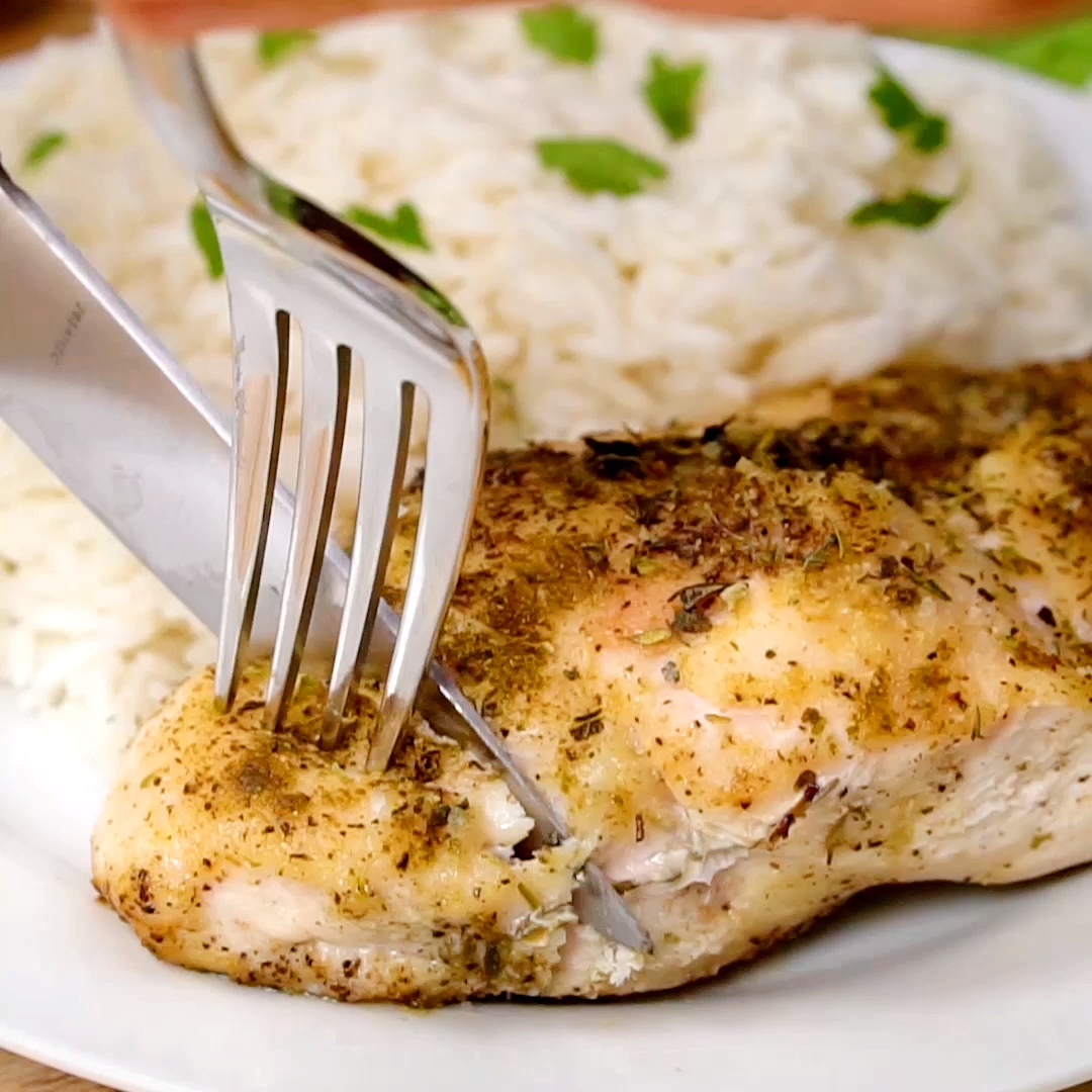 EASY BAKED CHICKEN BREASTS RECIPE images