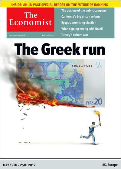 The Economist nails it.