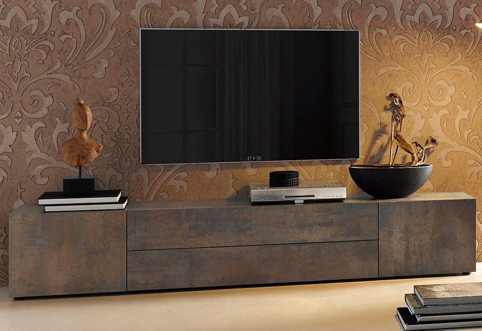 Lowboard hängend otto  Places of Style Lowboard, Breite 200 cm | Lowboard, Schränkchen ...