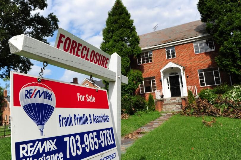 Housing Market Sees Drop Off In Institutional Buyers House