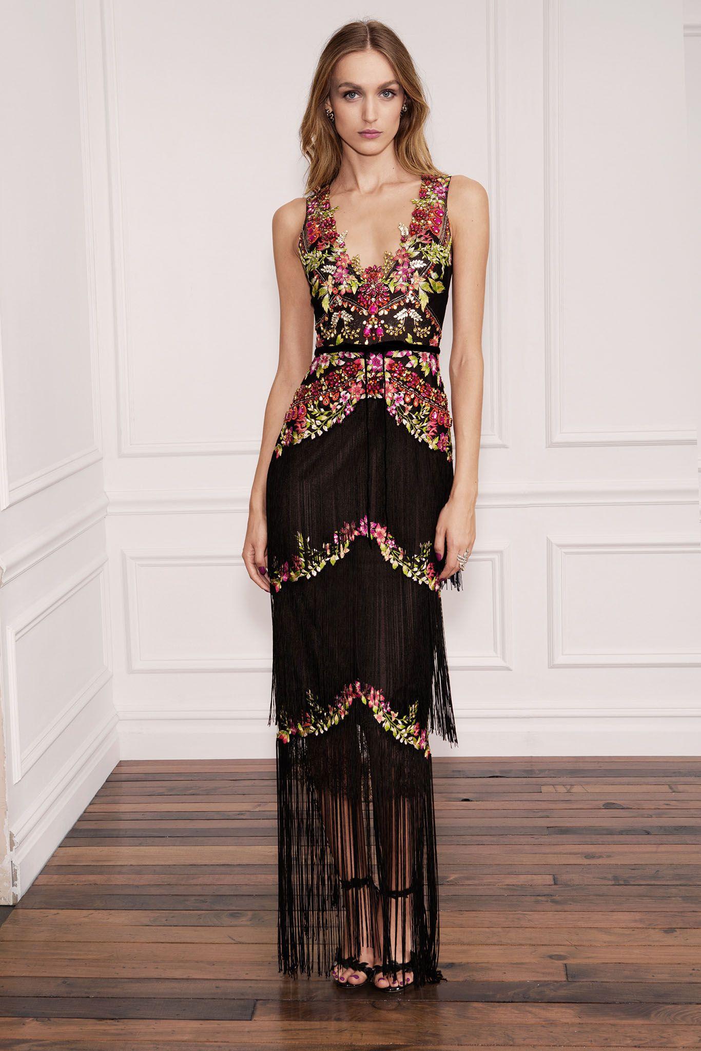 43171fce Marchesa Notte RTW Spring 2018 | Fashion - Marchesa | Fashion ...