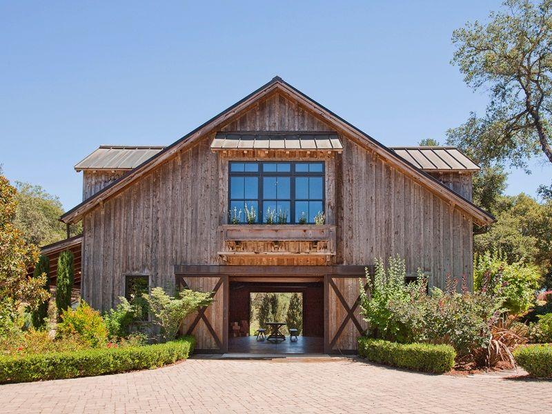 23+ Barn landscaping ideas info