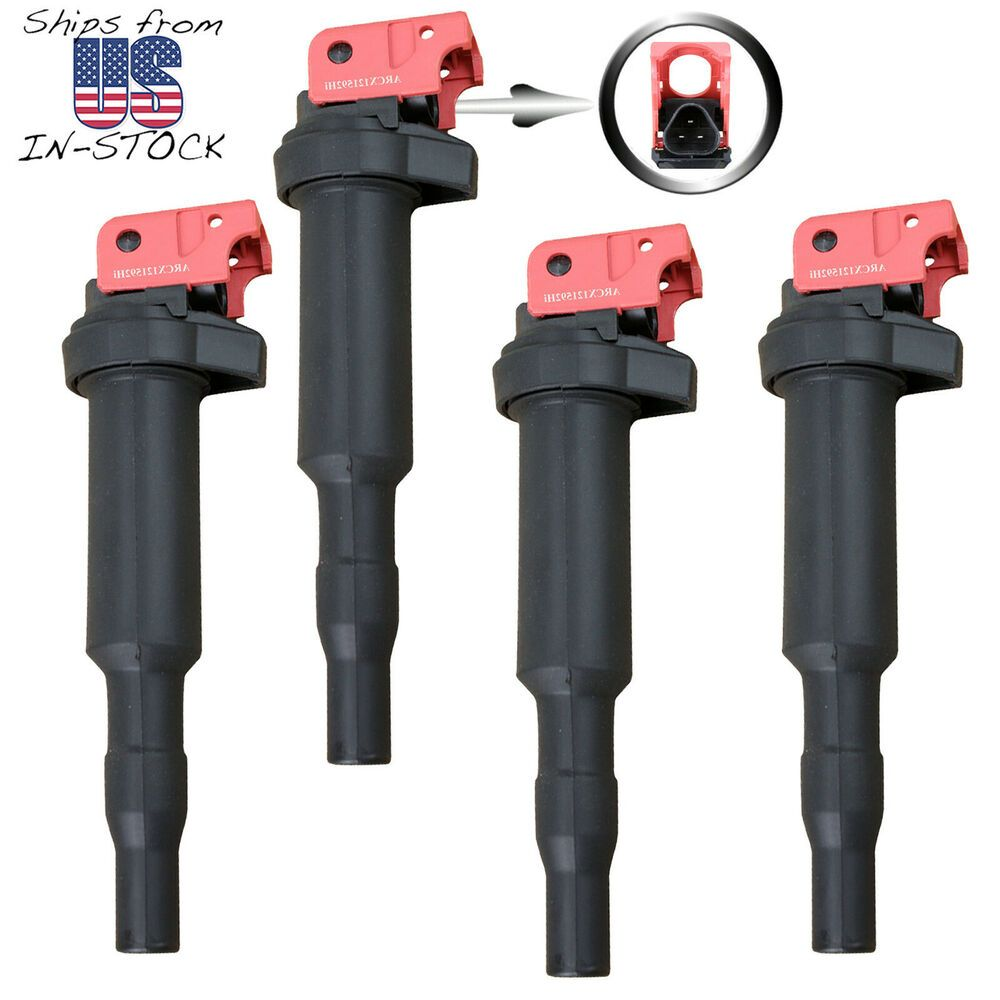 Details about high performance ignition coil uf592 4pc