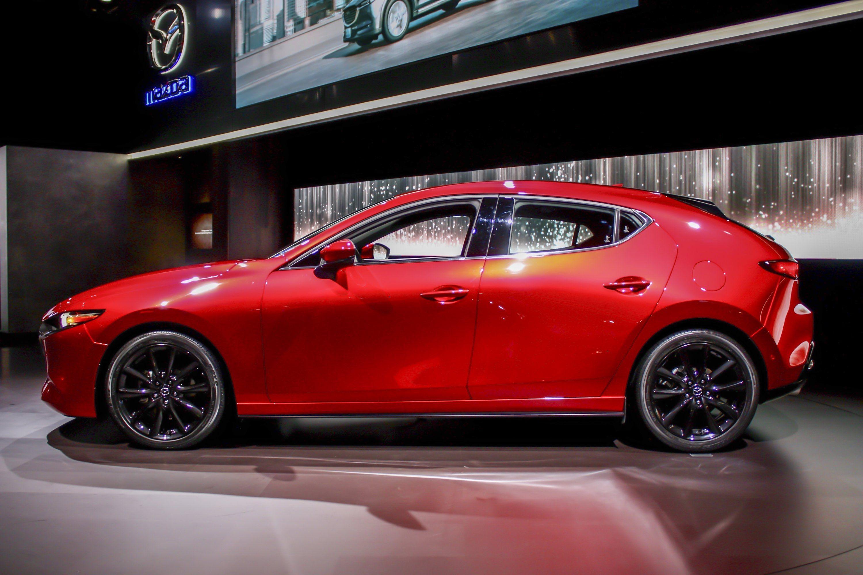 Mazda Three 2020 Mazda, Mazda cars, Hatchback
