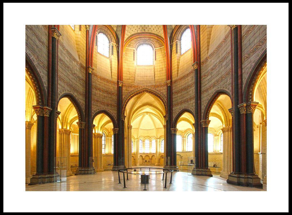 Eglise du prieuré Saint-Martin-des-Champs (Musée des arts ...