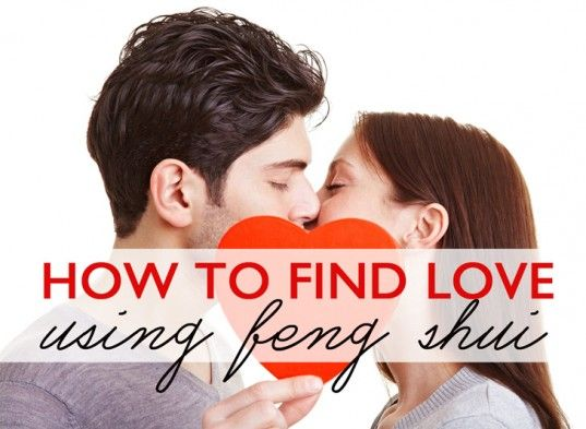 love and feng shui