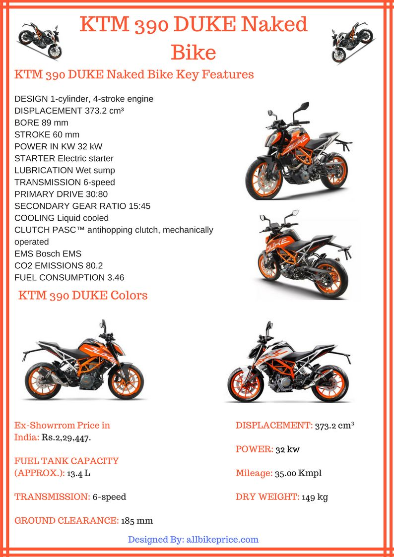 Ktm 390 Duke Price In India Mileage Specs Top Speed Features Review