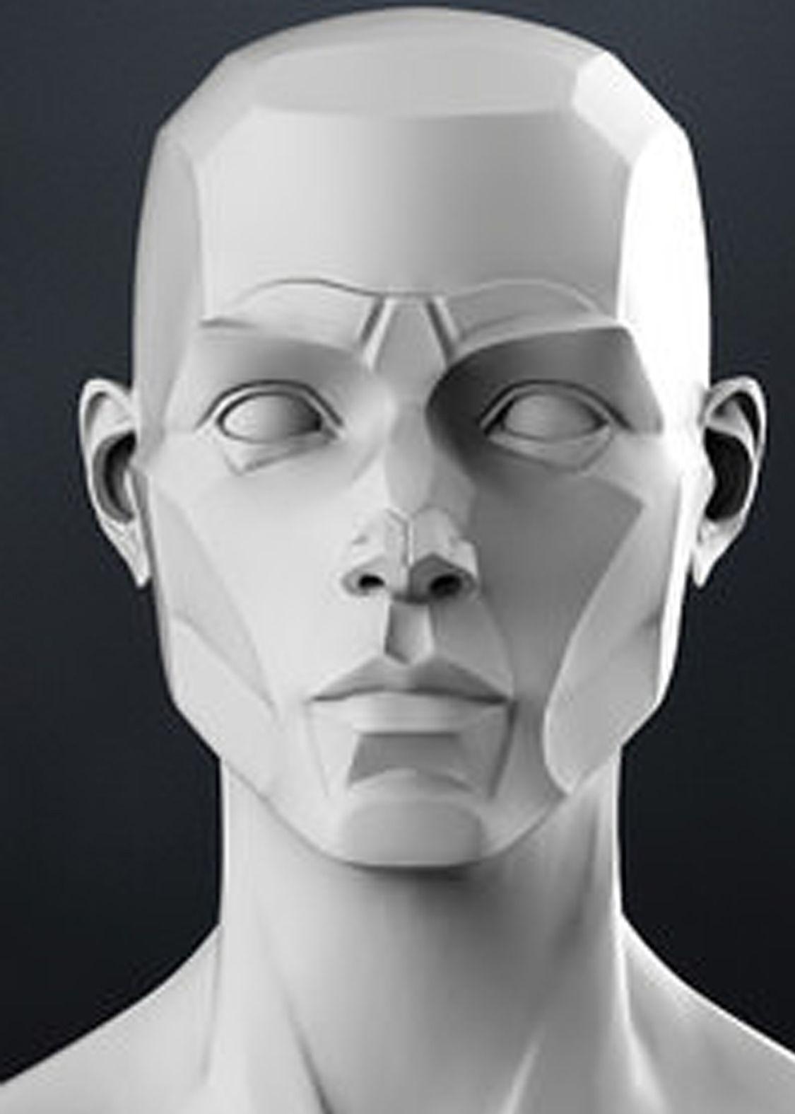 automob 3d anatomy tutorial - 736×1030