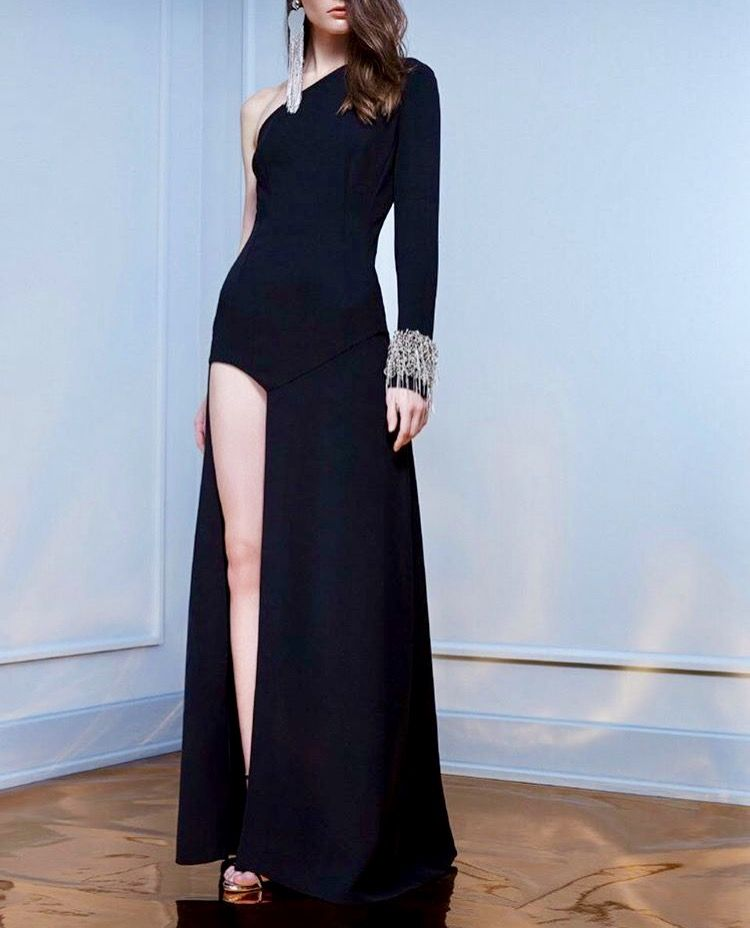 Pin by ann insley on only good girls wear black fashion