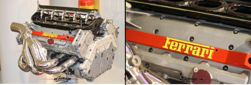 1999 Ferrari F1 Engine 048
