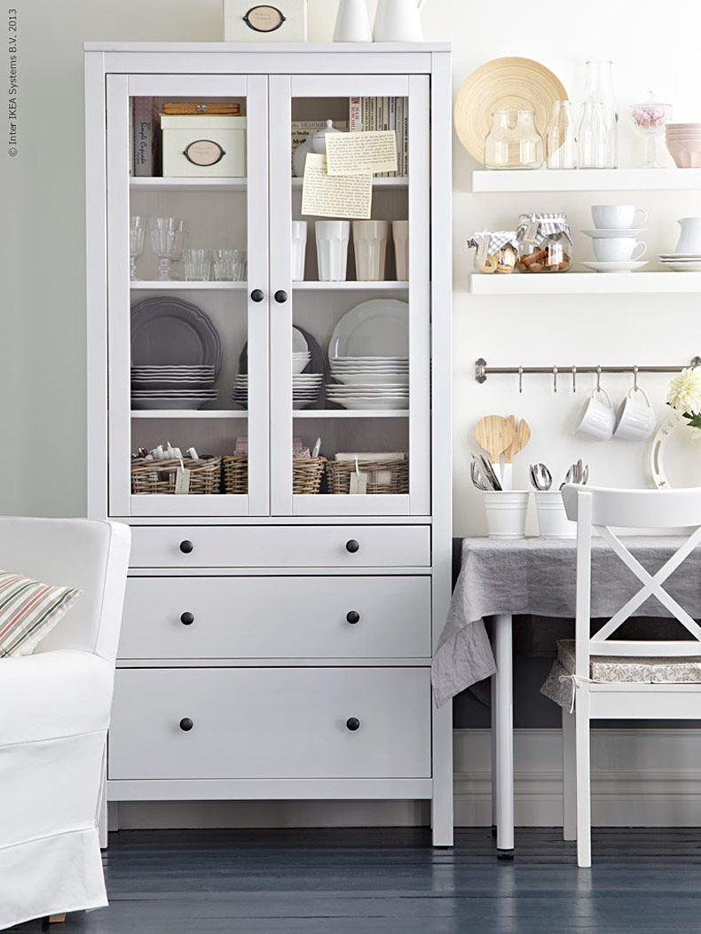 Where Do You Store Your Dishes | Pinterest | HEMNES, Drawers and Room