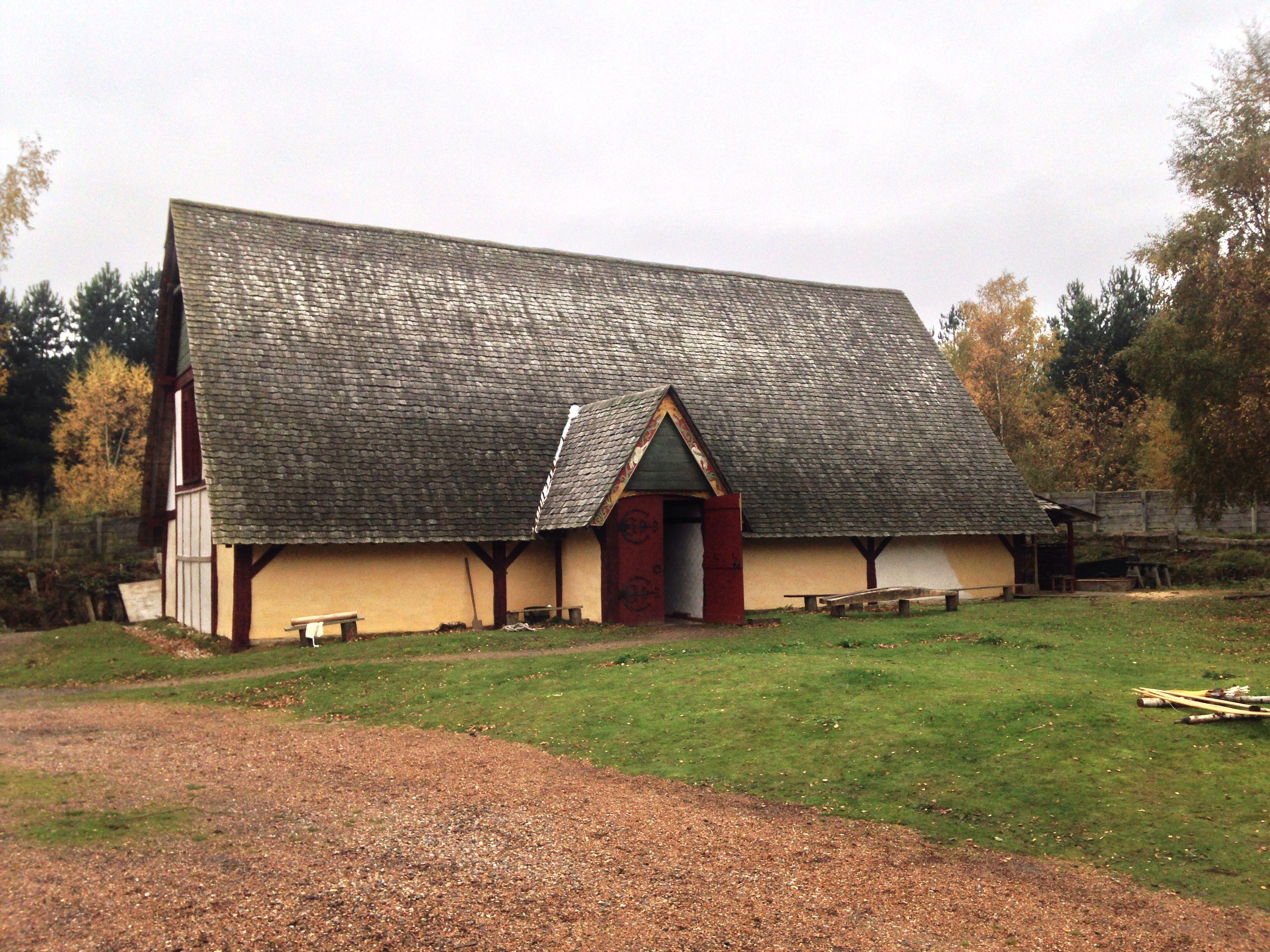 Regia Anglorums Long Hall At Wychurst