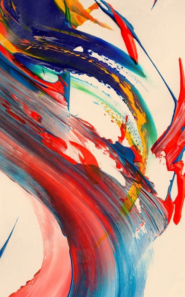 40 More Abstract Painting Ideas For Beginners