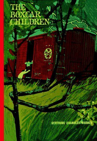 The Boxcar Children by Gertrude Chandler Warner, http://www.amazon.com/dp/B0032Z6YL4/ref=cm_sw_r_pi_dp_xWpeqb0DYZD9R