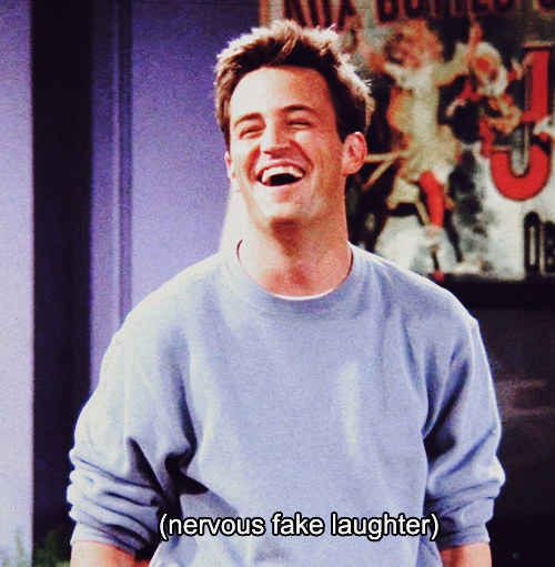 """Photo of The 27 Most Iconic """"Friends"""" Scenes, According To Tumblr"""
