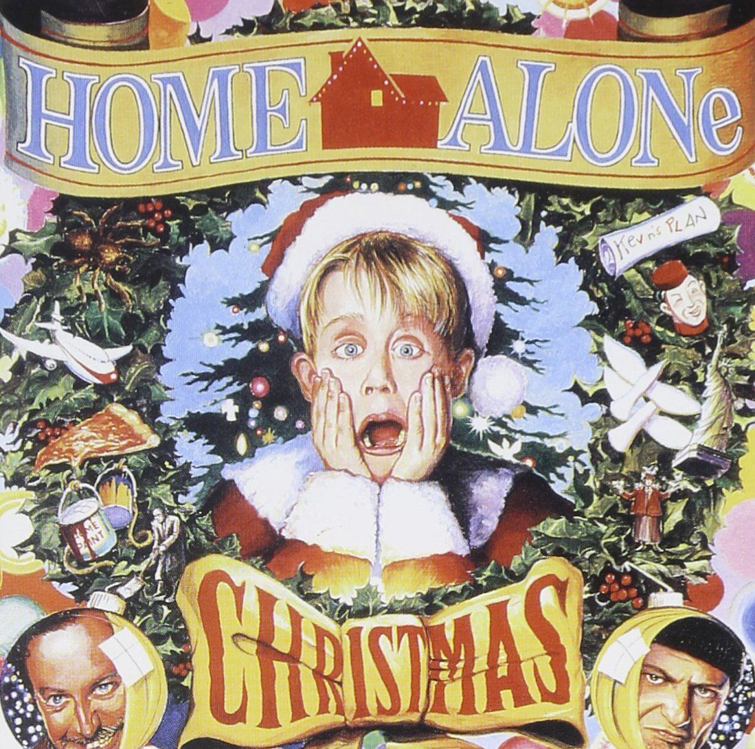 Various Artists Home Alone Christmas Music
