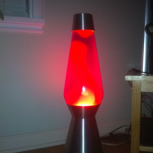 Giant Lava Lamp From The 00s Decade It Stands 27 Tall And Weighs Over 20 Pounds Lamp Lava Lamp Novelty Lamp
