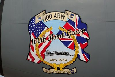 100th Air Refueling Wing RAF Mildenhall