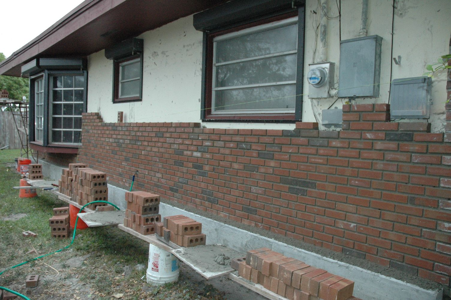 Motonstone Gift Card Brick Siding Wall Exterior Brick Paneling