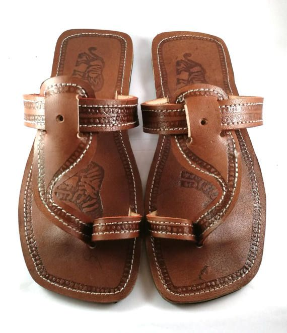 a8f16f89e93a Maasai sandals Men s Leather sandals African sandals