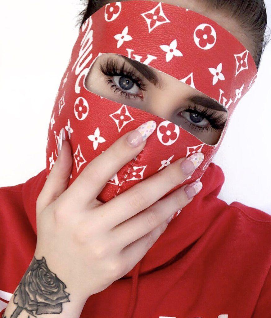 masque de protection supreme