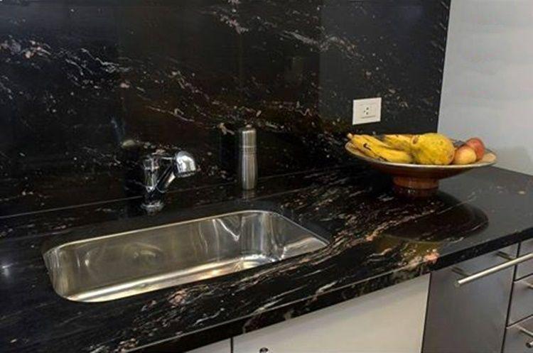Porto Rosa Granit Arbeitsplatten    wwwgranit-arbeitsplatten - granit arbeitsplatten küche